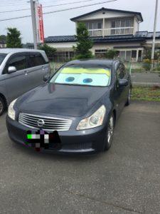 サンバイザー 駐車場|八戸市 工務店