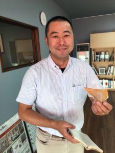かりんとう饅頭|八戸市 新築住宅