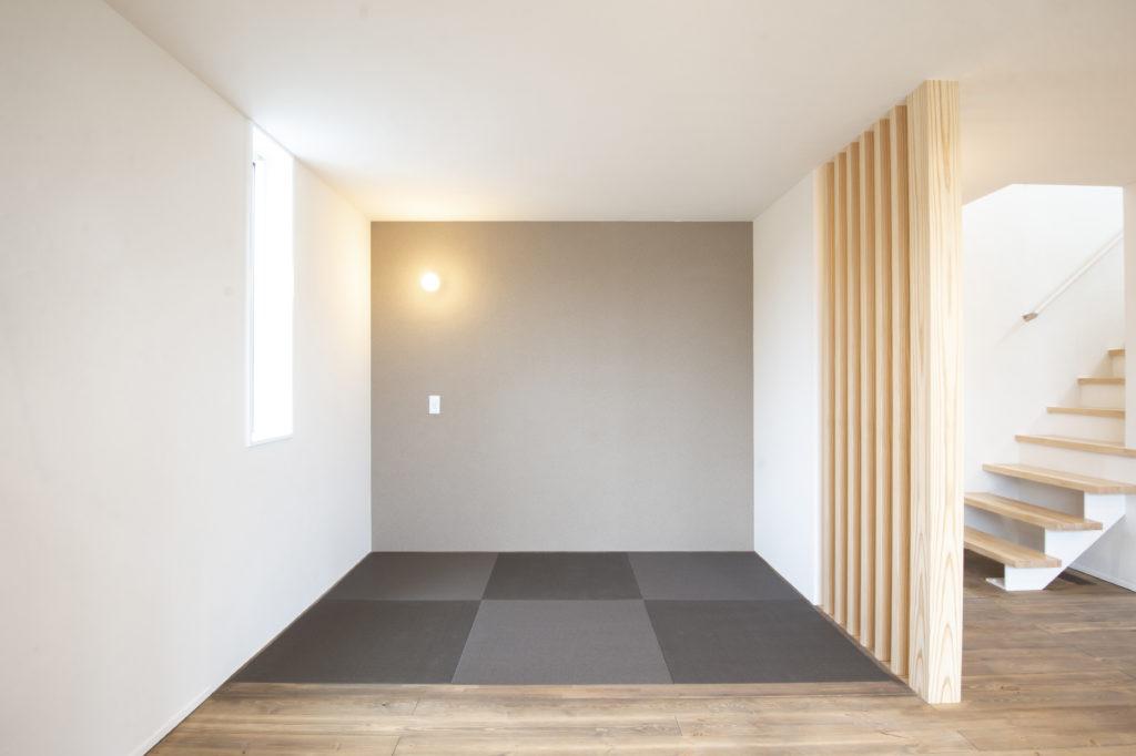 畳ルーム(和室)|八戸市 新築住宅