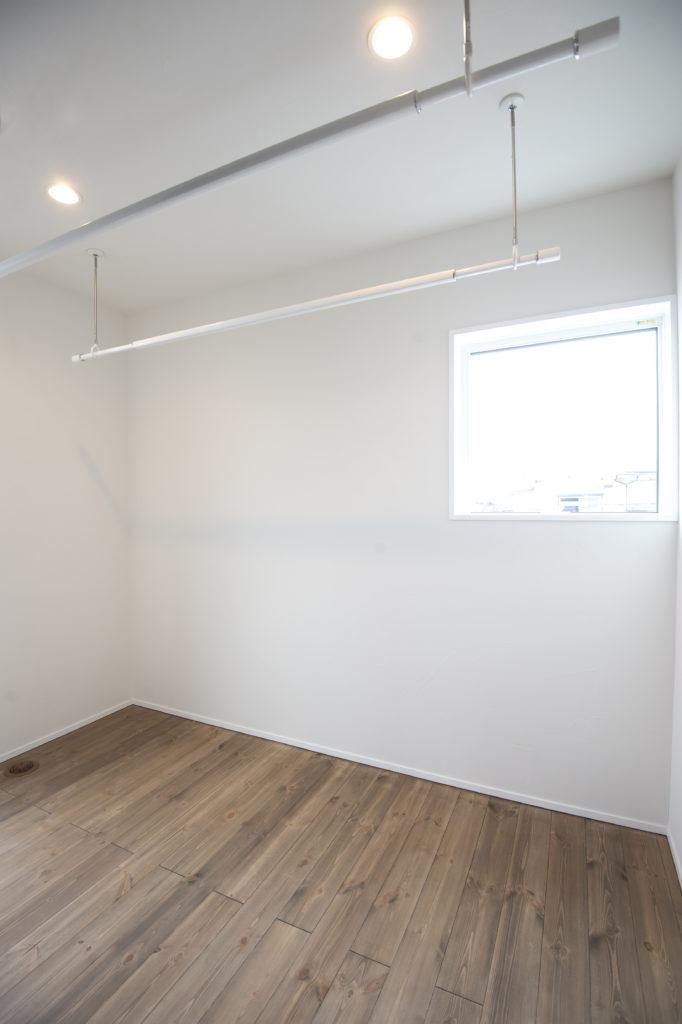 新築住宅のドライルーム|八戸市 工務店