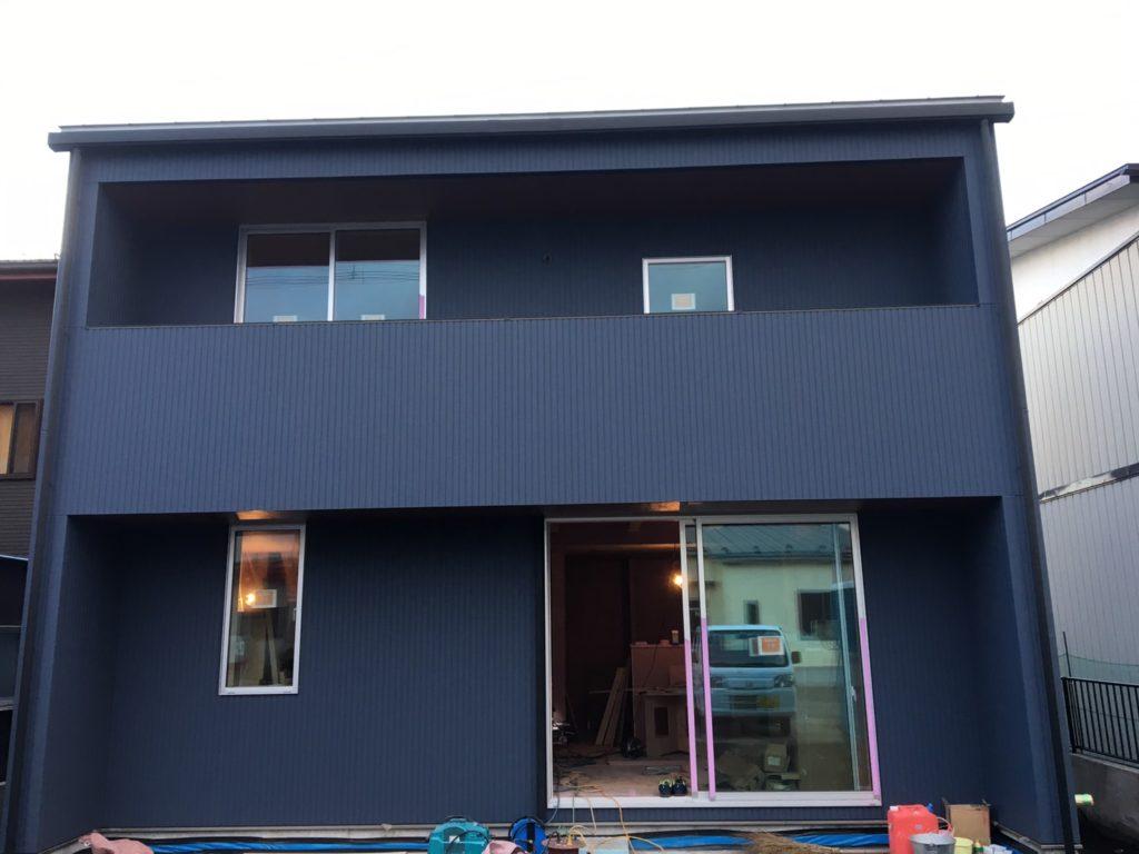 新築住宅の外壁|八戸市 工務店