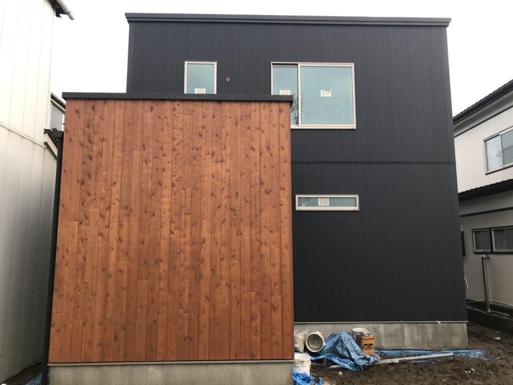 新築注文住宅外壁|八戸市 工務店