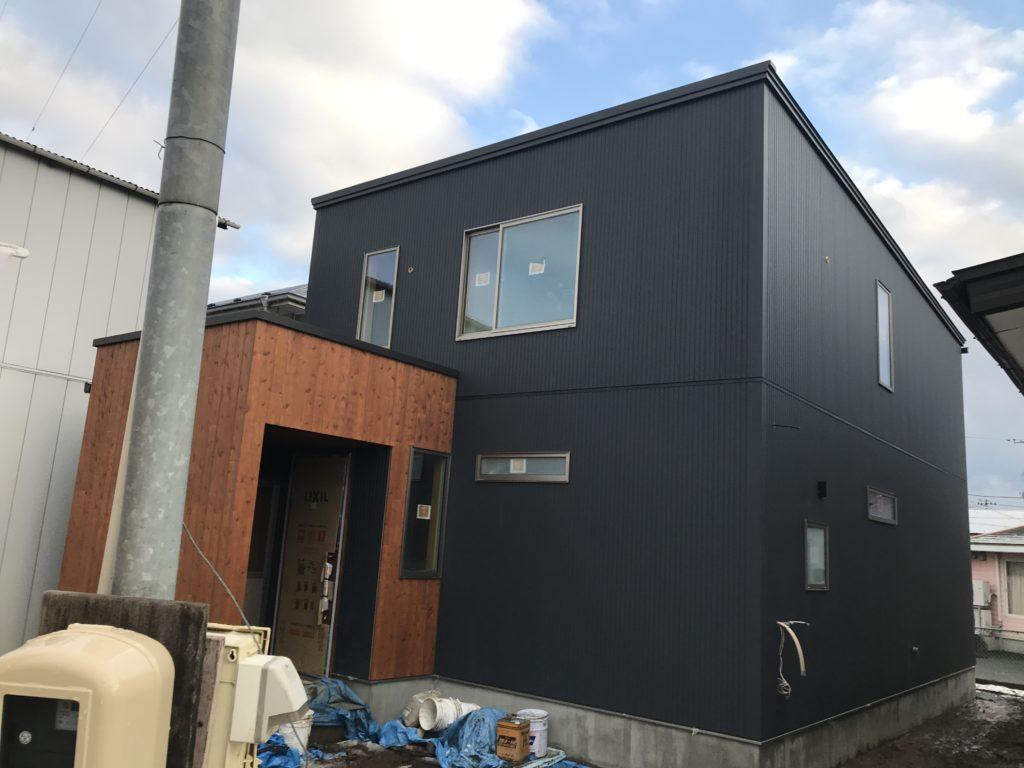 梅野邸新築注文住宅|八戸市 ハウスメーカー