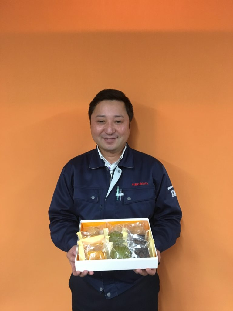 店長と美味しいお菓子|八戸市 ハウスメーカー
