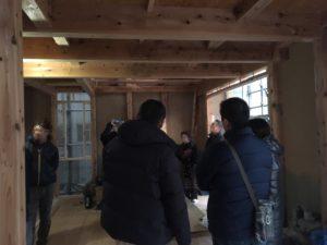 八戸市根城新築住宅の上棟式|八戸市 工務店