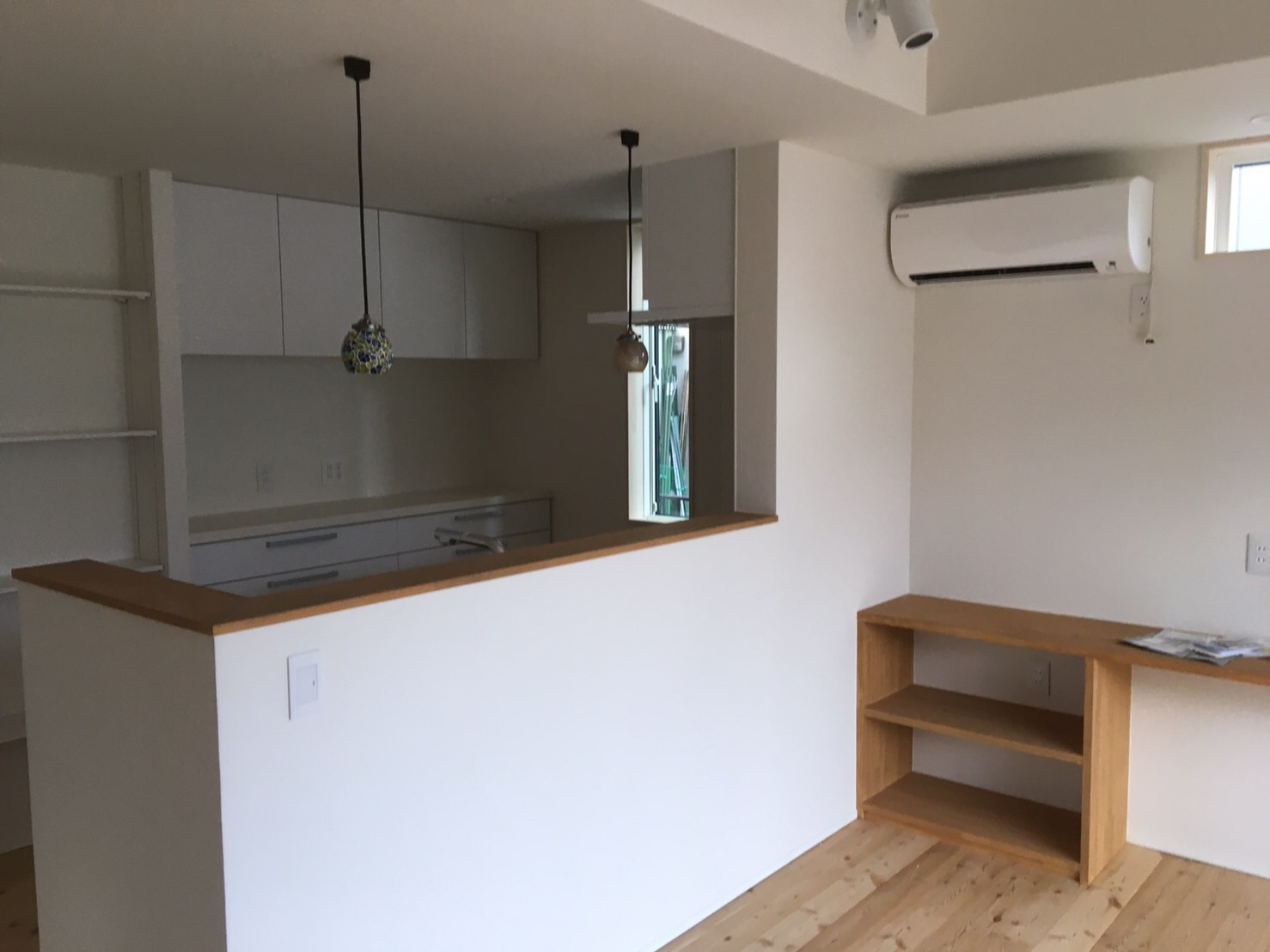 新築住宅キッチン|八戸市