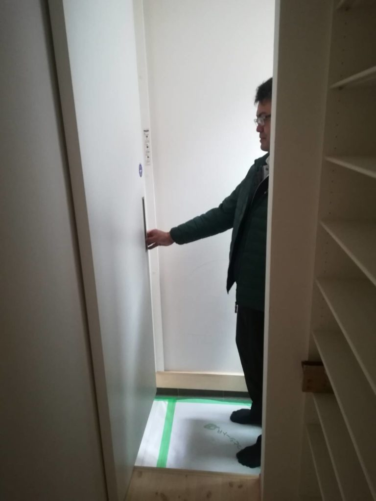 ファミリー玄関|八戸市 工務店