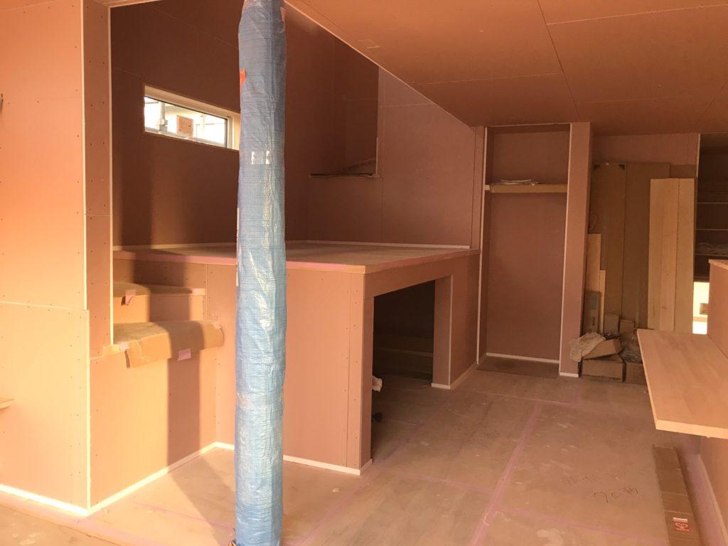 新築注文住宅の内部|八戸市  工務店