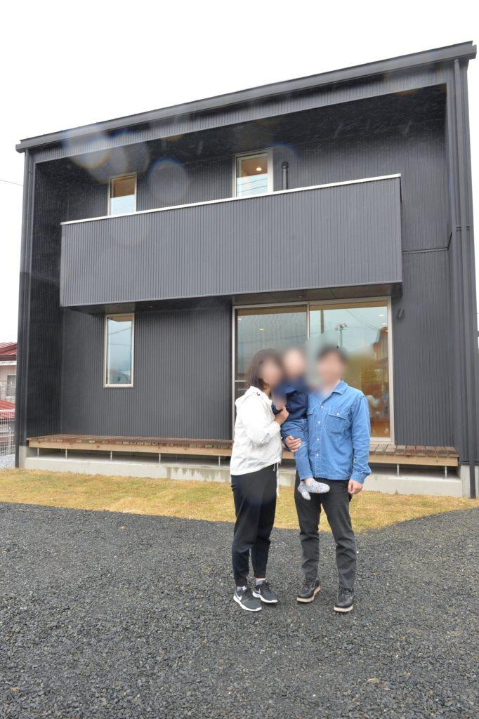 二戸市の新築住宅とご家族|八戸市 工務店