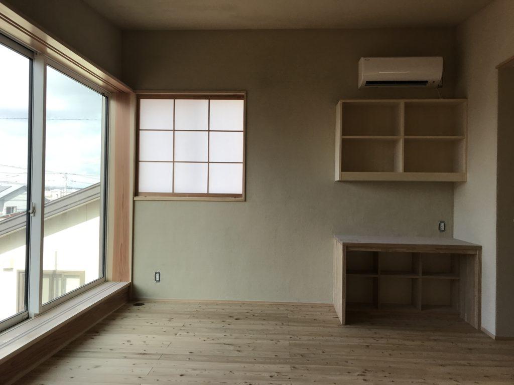 2階のリビング|八戸市 モデルハウス