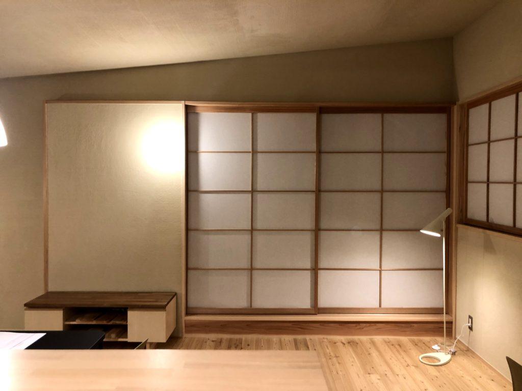 夜のモデルハウス |八戸市 見学会