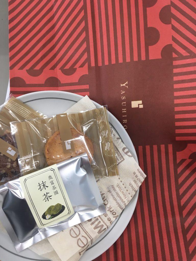 お客様から頂いたクッキー|八戸市 新築住宅