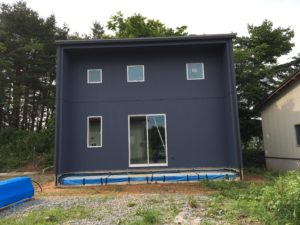 岩手県洋野町の新築住宅|八戸市 木の家