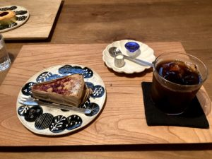 美味しいコーヒーとケーキ|八戸市 工務店