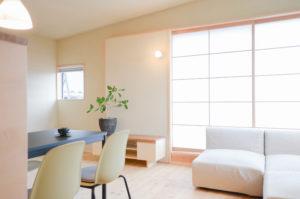 モデルハウス リビング|八戸市 新築住宅