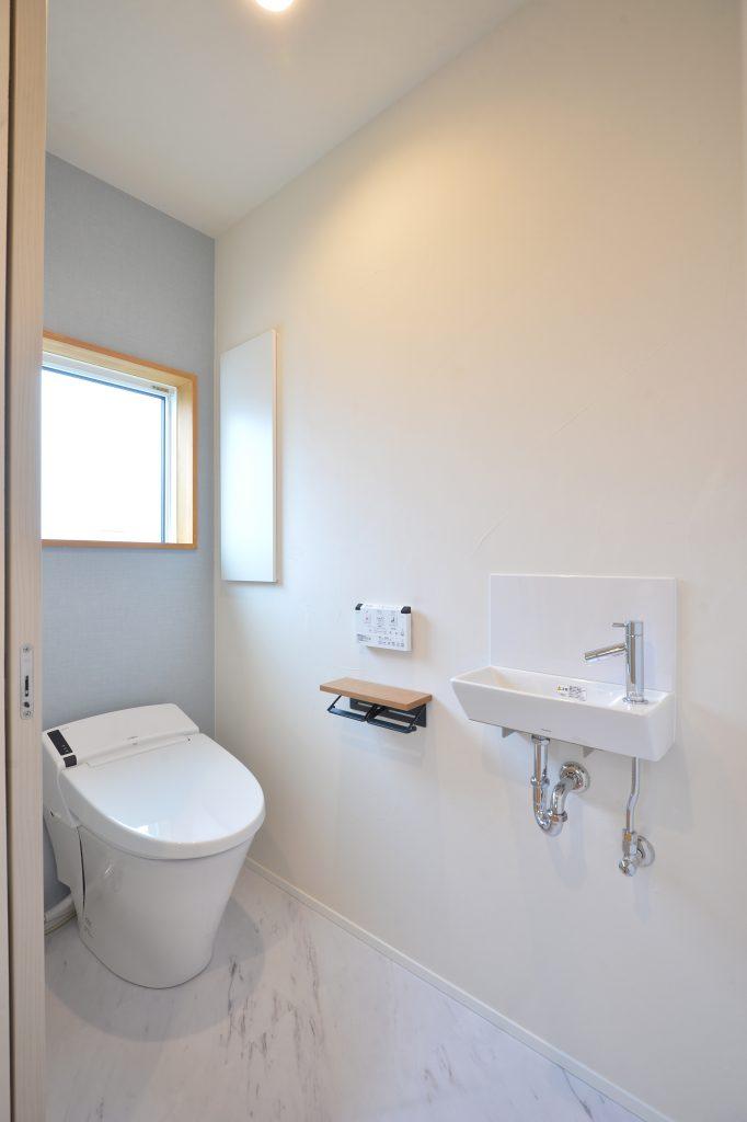二戸市 M様邸のトイレ|八戸市 工務店