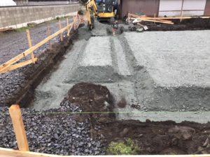 新築住宅の基礎工事|八戸市 工務店
