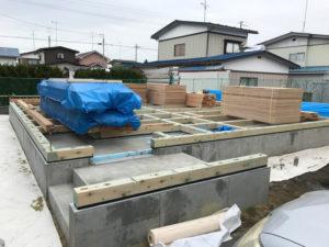 シロアリ対策|八戸市 新築住宅