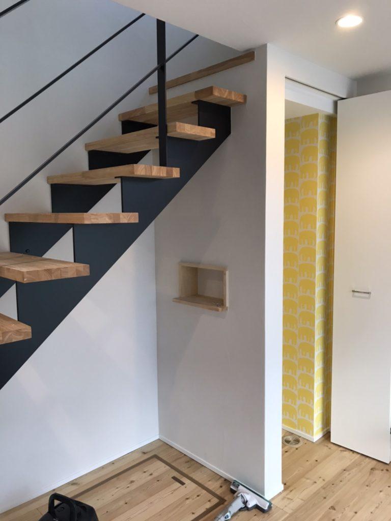 新築住宅のリビング|八戸市 注文住宅