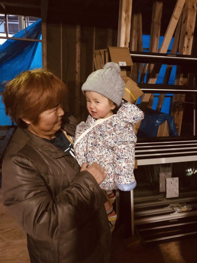 可愛い子供|八戸市 新築住宅