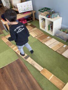 無垢の床材のサンプル|八戸市 新築住宅