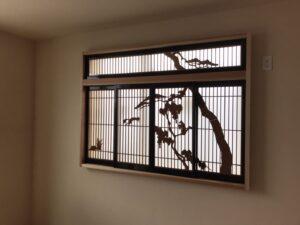おいらせ町新築住宅和室|八戸市 完成見学会