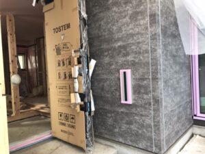 新築住宅 外壁|八戸市 工務店