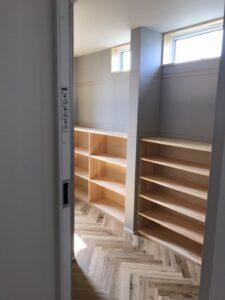 新築住宅のフリースペース|八戸市 工務店