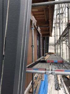 新築住宅の外壁工事|八戸市 工務店