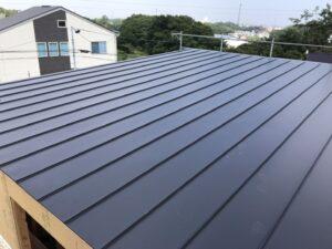 新築住宅の屋根|八戸市 工務店